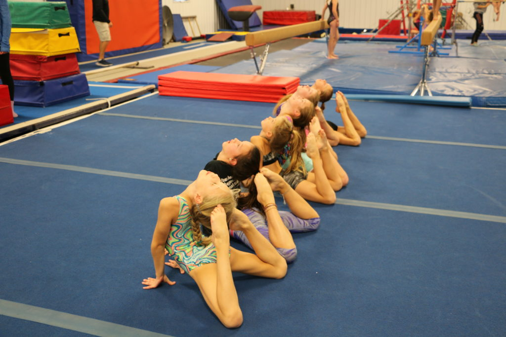 Gymnastics Saga Sports Suamico WI
